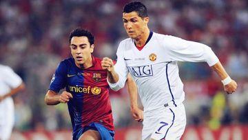 Ronaldo Xaviyə çatdı – dünyada 9-cudur