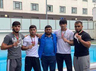 Daha 2 medal - Avropa kubokunda