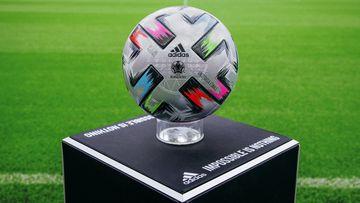 Yarımfinal və final matçlarının topu təqdim olundu – AVRO-2020