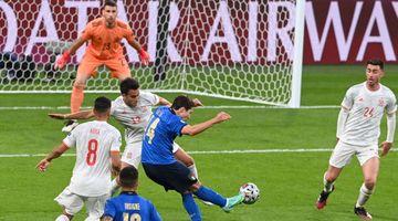 İspaniya dayandı, İtaliya 4-cü dəfə finalda! - AVRO-2020
