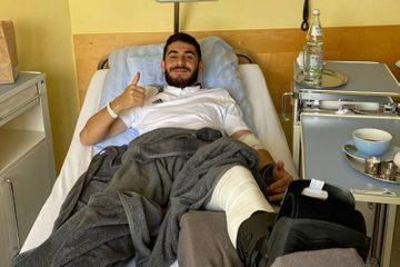 """Almaniyada əməliyyat olundu – """"Qarabağ""""ın müdafiəçisi"""