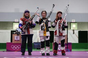 İlk medalçıları - Tokio-2020-nin