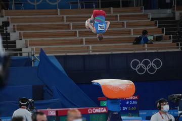 Gimnastımız 45-ci oldu – Tokio-2020