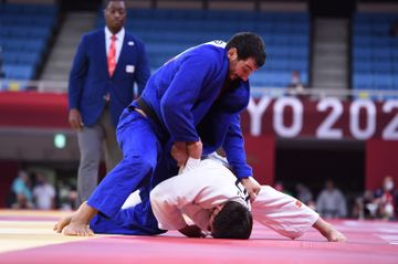 Məmmədəli Mehdiyev medalsız qaldı - Tokio-2020