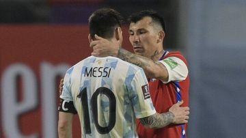 Yenə Çili ilə bacarmadı – Messi və komandası