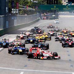 """Sıralama turu başladı – """"Formula-2""""də"""