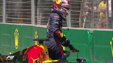 """Sprint yarışında 4 qəza – """"Formula-2""""də"""