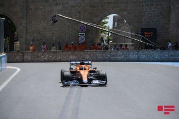 """İkinci sprint yarışı başladı - """"Formula-2""""də"""