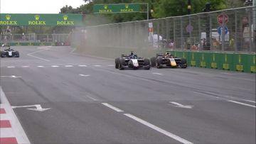 """3 pilot yarışı dayandırdı - """"Formula-2""""də"""