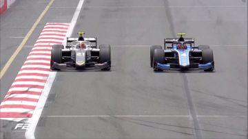 """Juri Vipsin qələbəsi ilə başa çatdı - """"Formula-2"""""""