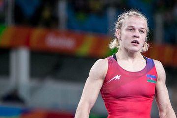 """""""O, qızıl medal qazanıb-qazanmayacağımı bilir"""" – Mariya Stadnik"""