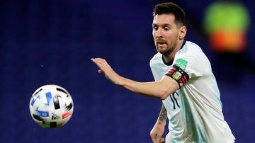 """""""Milli heç vaxt məndən asılı olmayıb"""" - Messi"""