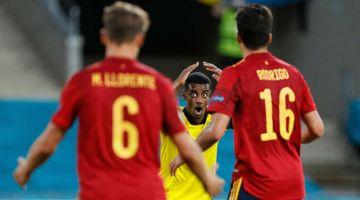 İspaniya İsveçlə bacarmadı – AVRO-2020