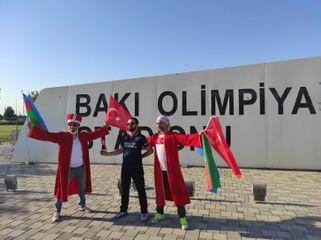 Türkiyə - Uels: Anşlaq olacaq - FOTOSESSİYA