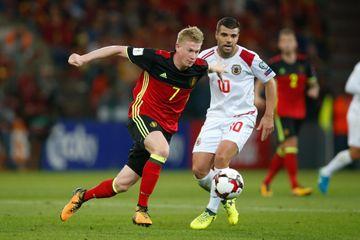 Danimarka ilə oyuna hazırdır – De Breyne