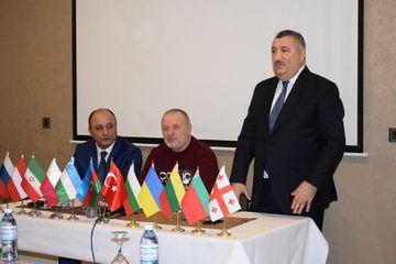 Beynəlxalq federasiyanın prezidenti seçildi - Azər Həsənov