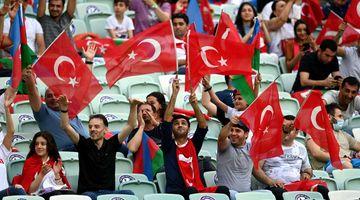 İsveçrə - Türkiyə oyununun tamaşaçı sayı açıqladı - UEFA