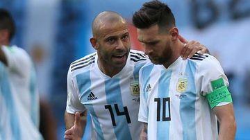 Messi rekordunu təkrarladı – Maskeranonun