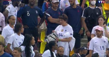 Fransa yığmasının futbolçularının qohumları dalaşdı – AVRO-2020