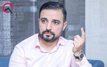 """""""Heç vaxt """"Qarabağ""""ın mətbuat katibi olmaram"""" - Nurlan İbrahimov"""