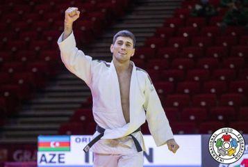 Bürünc medal qazandı – Rüstəm Orucov