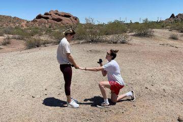 Qadın basketbolçular nişanlandı - FOTO