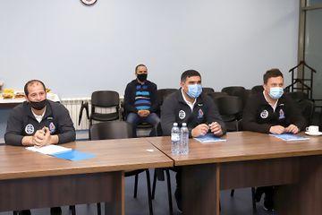 Kursa qatıldı - Premyer Liqa klublarının baş məşqçiləri