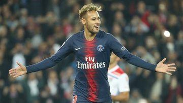 PSJ ilə yeni müqavilə imzaladı - Neymar