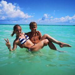 Qran-prinin qalibinin Kuba istirahəti - FOTOSESSİYA
