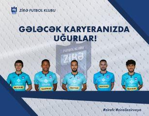 """5 futbolçu ilə vidalaşdı - """"Zirə"""""""