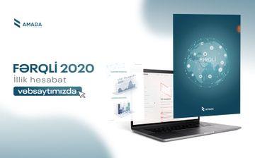 AMADA 2020-ci ildəki fəaliyyətinə dair hesabat jurnalı dərc etdi
