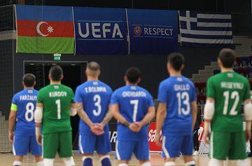 Dünyanın 12-ci komandası – Azərbaycan