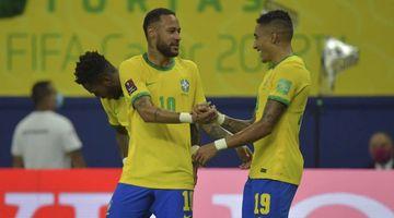 Braziliyadan 4, Argentinadan 1 qollu qələbə