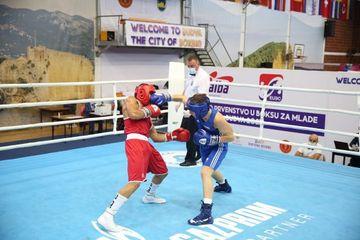 2 boksçumuz Avropa çempionatının 1/4 finalında