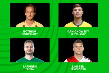 Konfrans Liqasında seçilən 4 futbolçu kimlərdir?