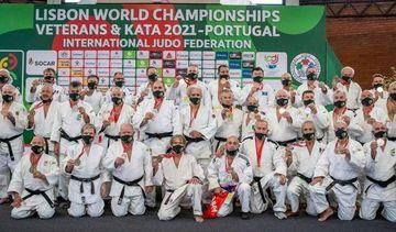 Cüdoçularımız dünya çempionatını 8 medalla başa vurdu