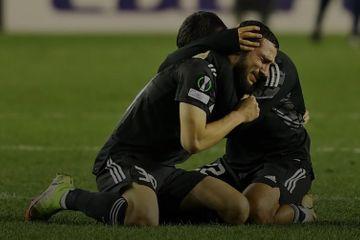 UEFA Abbas Hüseynovu fərqləndirdi
