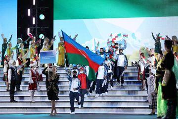 I MDB Oyunlarının açılış mərasimi keçirildı - FOTOSESSİYA