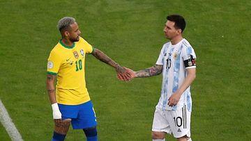 Yığmalarda ən çox qol vuran futbolçular – Cənubi Amerikada