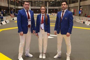 """""""President Cup""""da iş başında – azərbaycanlı hakimlər"""