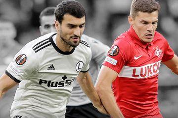 """""""Spartak""""a qarşı 82 dəqiqə oynadı – Mahir Emreli"""