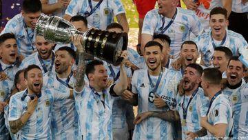 Argentina millisinin heyəti açıqlandı – Messi və daha 29 futbolçu